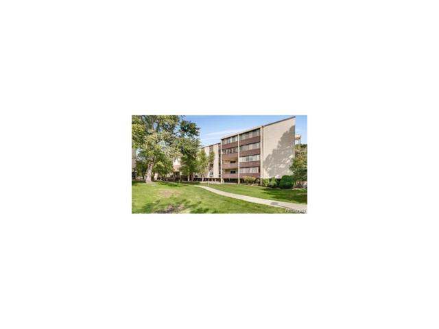 7040 E Girard Avenue #207, Denver, CO 80224 (MLS #8582298) :: 8z Real Estate