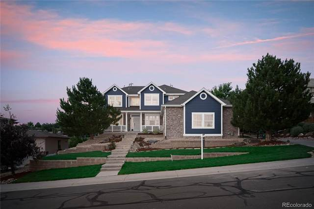 3378 Running Deer Drive, Castle Rock, CO 80109 (MLS #8582593) :: Clare Day with Keller Williams Advantage Realty LLC