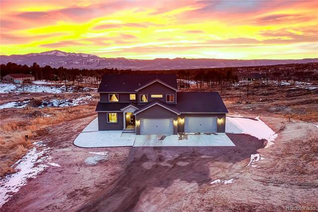 12660 Black Forest Road, Colorado Springs, CO 80908 (#8583360) :: Compass Colorado Realty