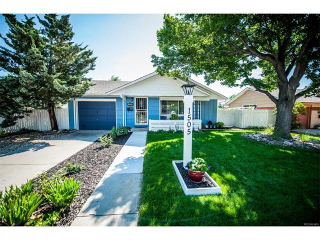 1505 Holmes Drive, Colorado Springs, CO 80909 (MLS #8583902) :: 8z Real Estate