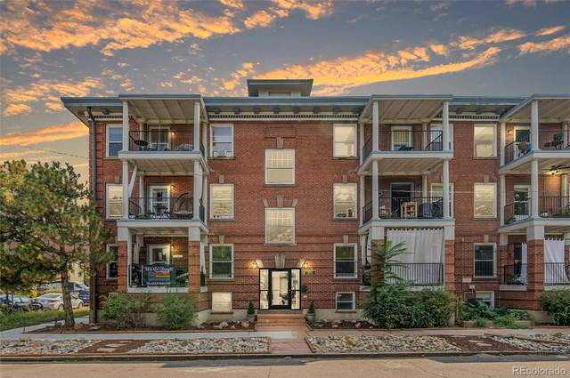 1374 N Ogden Street C, Denver, CO 80218 (#8584304) :: HomeSmart