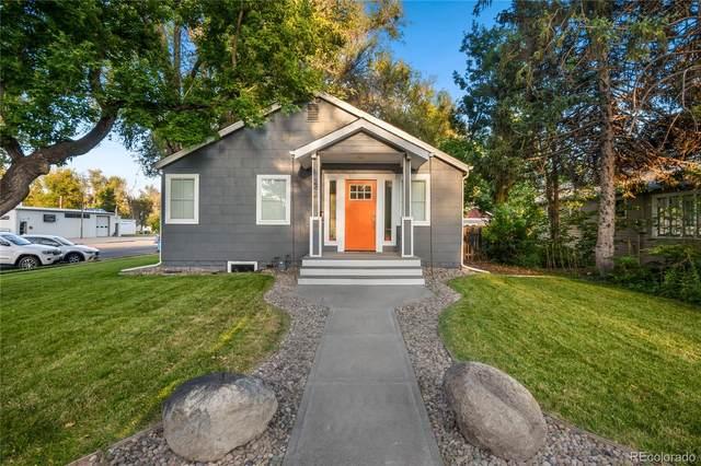 242 N Sherwood Street, Fort Collins, CO 80521 (MLS #8584419) :: Stephanie Kolesar