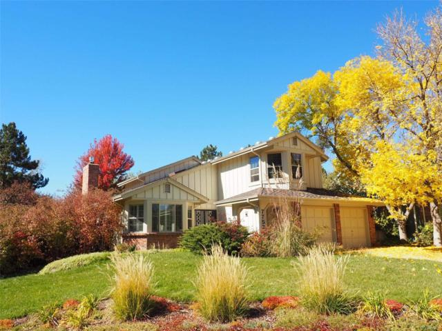 7752 S Hill Drive, Littleton, CO 80120 (#8584656) :: Sellstate Realty Pros