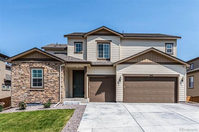 3142 Barbwire Way, Castle Rock, CO 80108 (#8584810) :: The Artisan Group at Keller Williams Premier Realty
