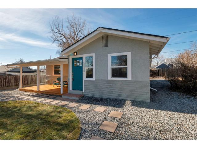 2921 Depew Street, Wheat Ridge, CO 80214 (MLS #8584820) :: 8z Real Estate
