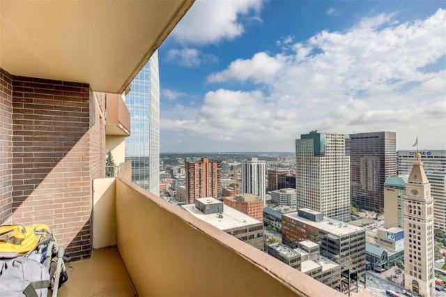 1020 15th Street 38G, Denver, CO 80202 (#8585426) :: The Pete Cook Home Group