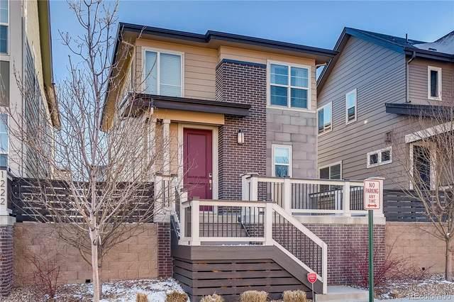 4100 Albion Street #1221, Denver, CO 80216 (#8585472) :: The Dixon Group