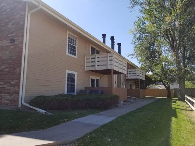 10251 W 44th Avenue 7-204, Wheat Ridge, CO 80033 (#8585550) :: The Dixon Group