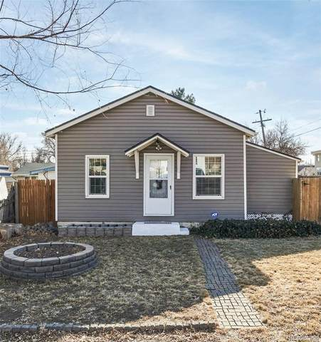 5406 Balsam Street, Arvada, CO 80002 (#8585885) :: My Home Team