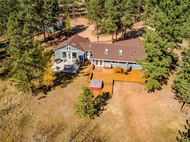 95 Double Tree Road, Bailey, CO 80421 (#8586000) :: The DeGrood Team