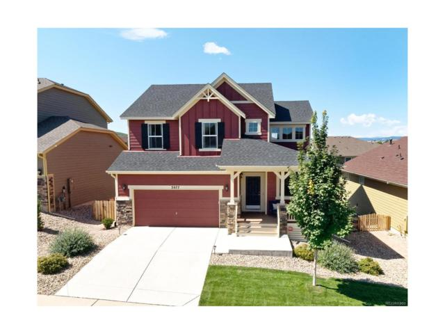 3077 Dragonfly Court, Castle Rock, CO 80109 (MLS #8586109) :: 8z Real Estate