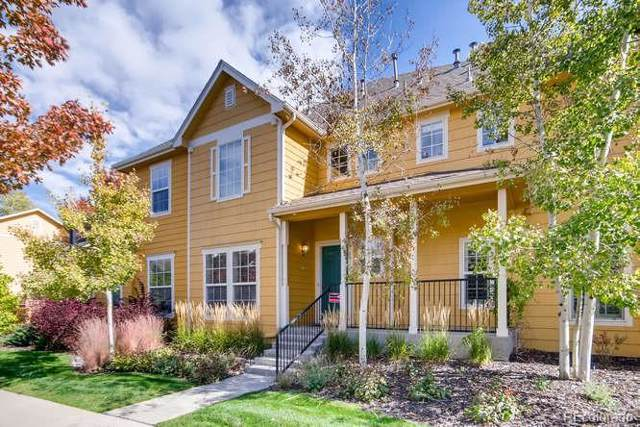 9003 E 24th Place #101, Denver, CO 80238 (#8586748) :: The DeGrood Team