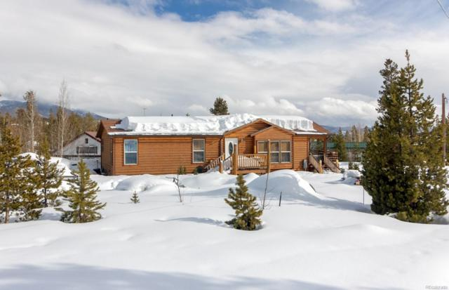 178 County Road 444, Grand Lake, CO 80447 (#8586762) :: The DeGrood Team