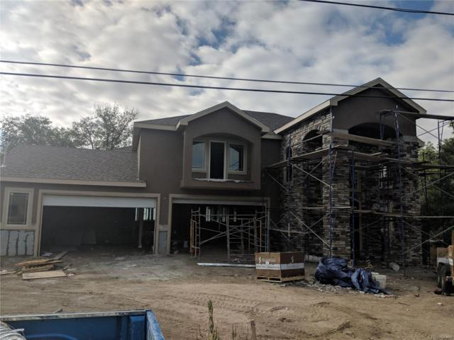 8690 W Ohio Place, Lakewood, CO 80226 (#8586771) :: The Tamborra Team