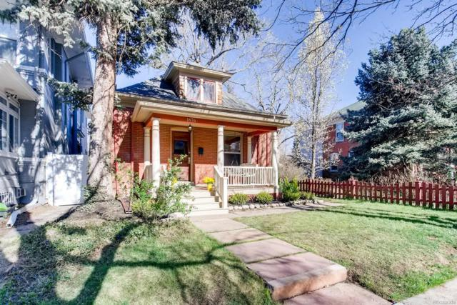 1676 Adams Street, Denver, CO 80206 (#8587121) :: Colorado Team Real Estate