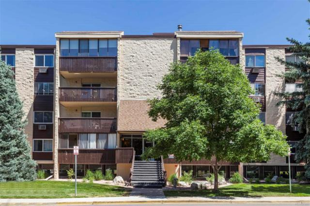 6980 E Girard Avenue #404, Denver, CO 80224 (#8587532) :: Wisdom Real Estate
