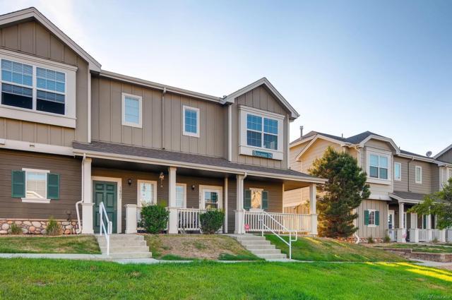 14700 E 104th Avenue #1806, Commerce City, CO 80022 (MLS #8588261) :: Kittle Real Estate
