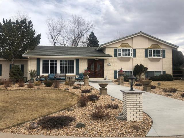 4218 S Alton Street, Greenwood Village, CO 80111 (#8588580) :: My Home Team