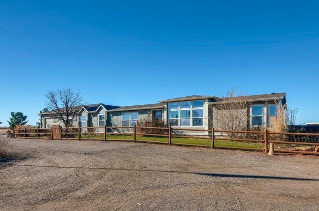 67671 E 48th Avenue, Byers, CO 80103 (#8588586) :: The DeGrood Team