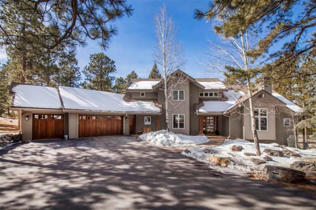 2743 Cortina Lane, Evergreen, CO 80439 (#8589043) :: The City and Mountains Group