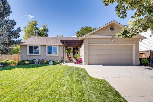 6025 S Parfet Street, Littleton, CO 80127 (MLS #8589067) :: 8z Real Estate