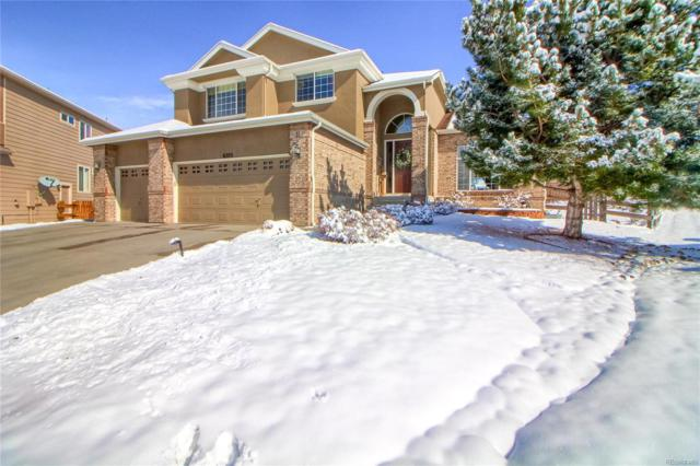 6555 Tapadero Court, Castle Pines, CO 80108 (#8589493) :: HomeSmart Realty Group
