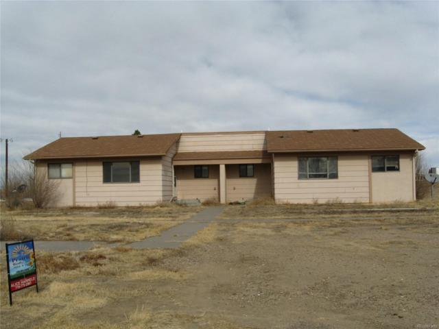702 W 1st Avenue, Kit Carson, CO 80825 (#8589975) :: Wisdom Real Estate