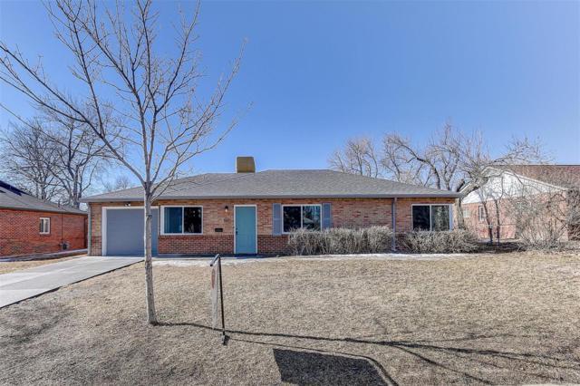 861 Tucson Street, Aurora, CO 80011 (#8590003) :: The Griffith Home Team