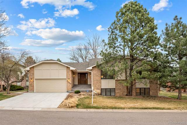 7266 S Sundown Circle, Littleton, CO 80120 (MLS #8590370) :: 8z Real Estate