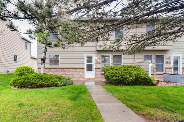 163 E 42nd Street, Loveland, CO 80538 (#8590539) :: The Griffith Home Team