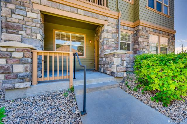 15460 Canyon Gulch Lane #101, Englewood, CO 80112 (#8590768) :: The Healey Group