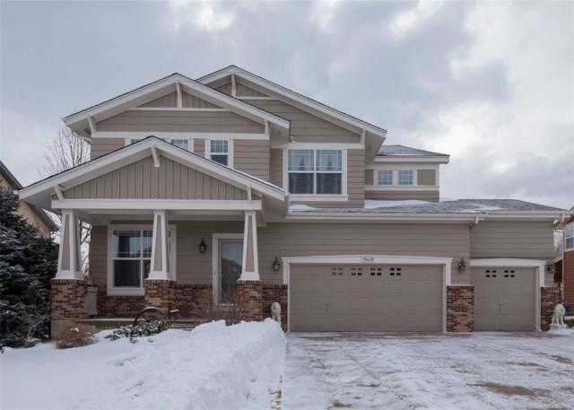 10610 Kicking Horse Drive, Littleton, CO 80125 (#8590785) :: The Heyl Group at Keller Williams