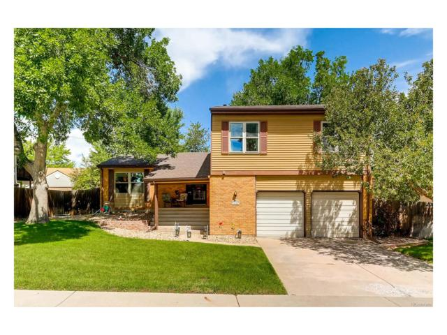 3166 S Waxberry Way, Denver, CO 80231 (#8590981) :: The Peak Properties Group