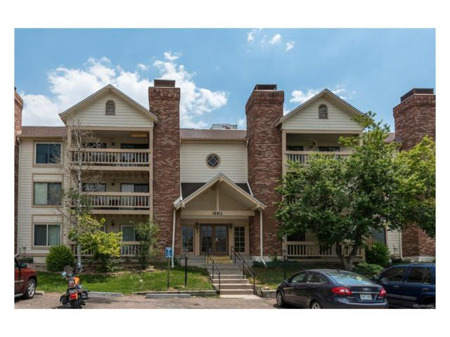 15911 E Dakota Place #103, Aurora, CO 80017 (MLS #8591179) :: 8z Real Estate