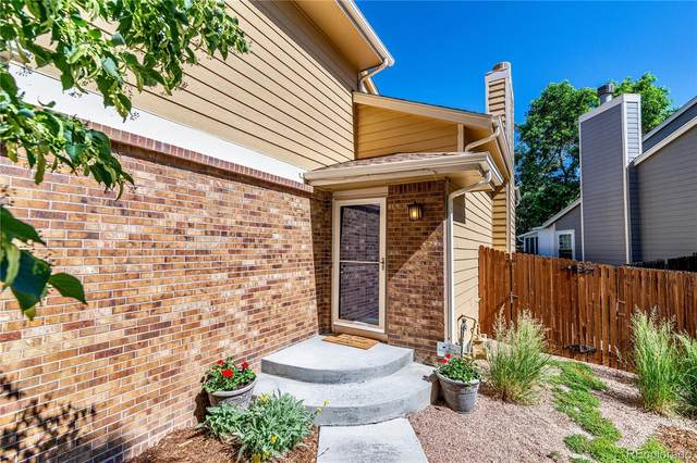 7917 E Iowa Avenue, Denver, CO 80231 (#8591233) :: Bring Home Denver with Keller Williams Downtown Realty LLC