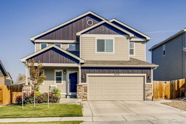6715 6th Street, Frederick, CO 80530 (MLS #8591348) :: Kittle Real Estate