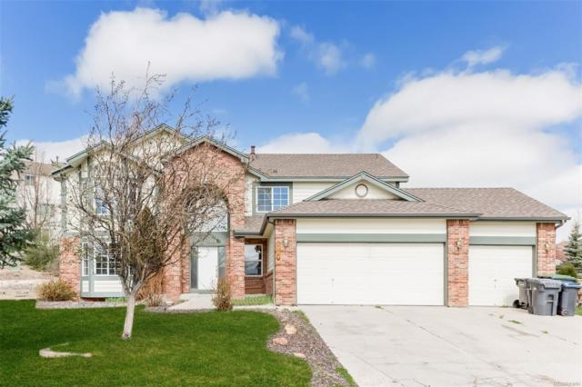 1715 Paonia Court, Castle Rock, CO 80109 (#8592020) :: The DeGrood Team