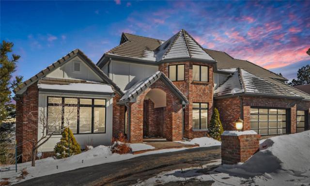 750 Kachina Circle, Golden, CO 80401 (MLS #8592198) :: 8z Real Estate