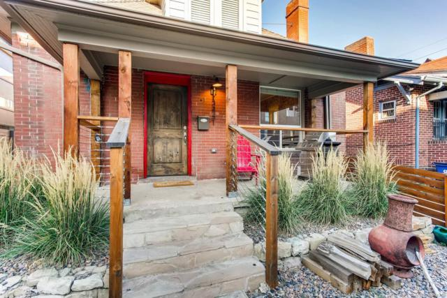 3441 Tejon Street, Denver, CO 80211 (#8592292) :: Structure CO Group