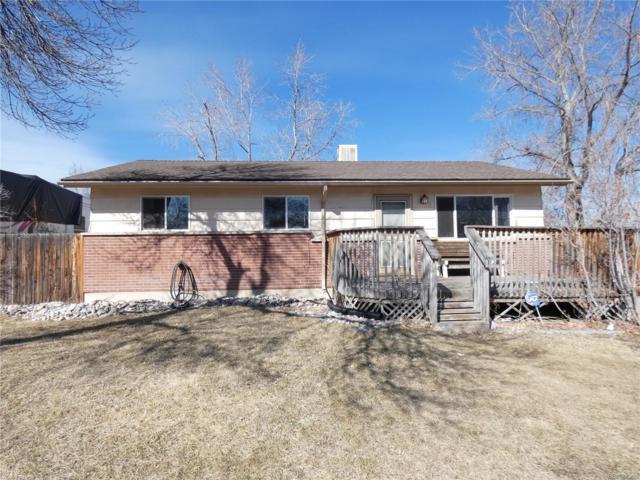 7465 W Mexico Drive, Lakewood, CO 80232 (MLS #8592595) :: 8z Real Estate