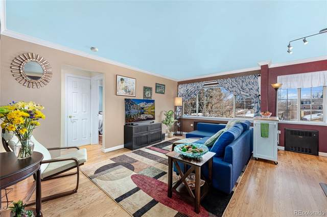 1450 Albion Street #305, Denver, CO 80220 (#8593350) :: The Griffith Home Team