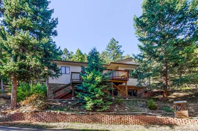 22507 Shawnee Road, Indian Hills, CO 80454 (#8593677) :: Berkshire Hathaway Elevated Living Real Estate