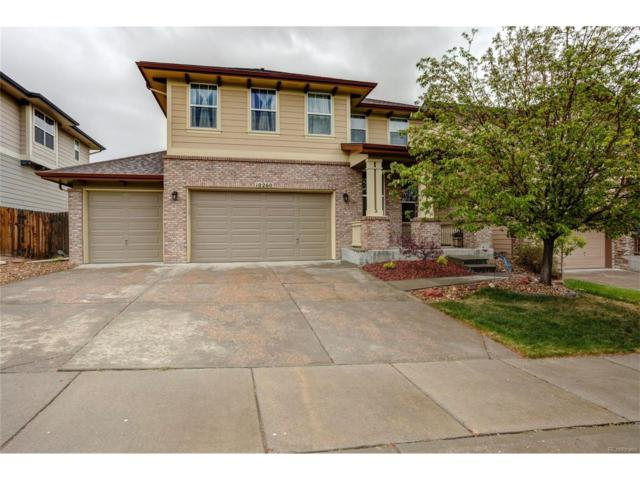 10260 Ouray Street, Commerce City, CO 80022 (MLS #8593827) :: 8z Real Estate