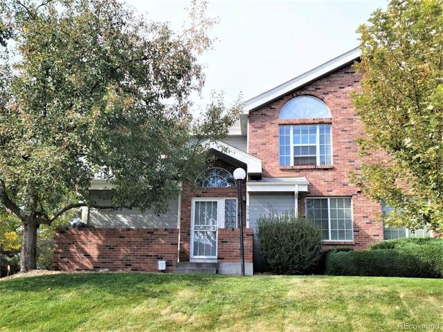 3991 S Carson Street D, Aurora, CO 80014 (#8594757) :: Finch & Gable Real Estate Co.