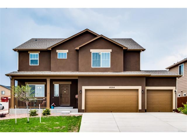 10204 Evening Vista Drive, Peyton, CO 80831 (MLS #8595137) :: 8z Real Estate