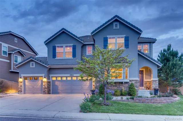 10963 Timber Ridge Lane, Highlands Ranch, CO 80130 (MLS #8595206) :: 8z Real Estate