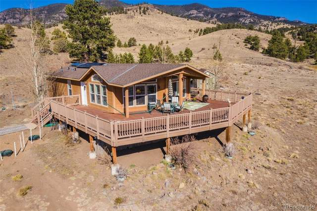 1691 Big Buck Road, Guffey, CO 80820 (#8595343) :: Hudson Stonegate Team