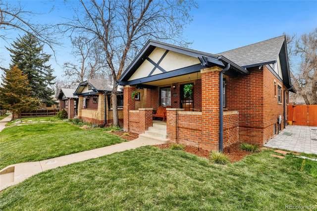 4533 E 19th Avenue, Denver, CO 80220 (#8595507) :: Kimberly Austin Properties