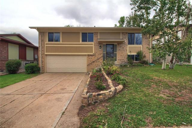 2186 S Welch Circle, Lakewood, CO 80228 (#8595668) :: The City and Mountains Group