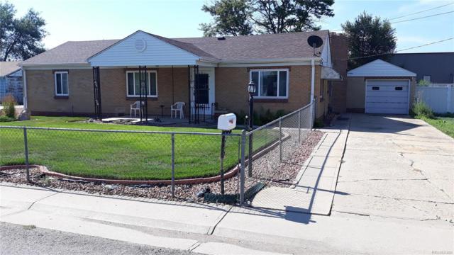 6330 W 53rd Avenue, Arvada, CO 80002 (MLS #8595761) :: 8z Real Estate